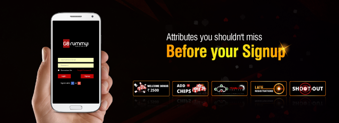 Rummy Card Game Attributes you shouldn't miss before your Signup
