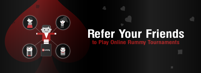 Play online rummy tournaments