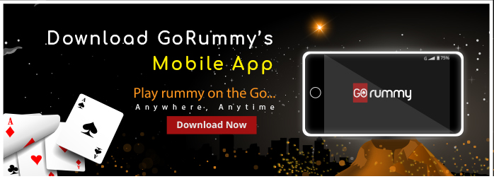 Download GoRummy's Mobile App and Experience a Unique Rummy Play